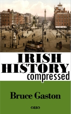 Irish History Compressed: ebook cover